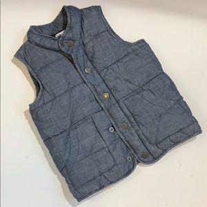 S4U Old Navy puffer vest